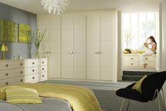 Schlichte, doch einfache Lösungen und coole Ideen fürs Schlafzimmer Design - #Schlafzimmer