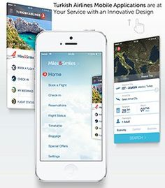 Turkish Airlines – Mobile Applications #mobile #applications #for #business, #mobile #applications http://zimbabwe.nef2.com/turkish-airlines-mobile-applications-mobile-applications-for-business-mobile-applications/  # Turkish Airlines Mobile Applications are at Your Service with an Innovative Design It is now easier to access all Turkish Airlines services via your mobile device with iOS, Android or Windows operating system! Using Turkish Airlines mobile application that has an innovative…