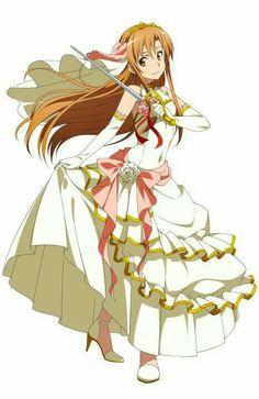 Is this like Wedding Dress Asuna?