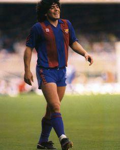 Maradona - Barcelona FC