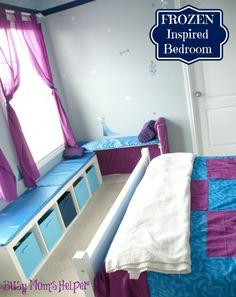 Disney Frozen Bedroom On Pinterest Frozen Bedroom Frozen Inspired Bedroom And Furniture Ideas