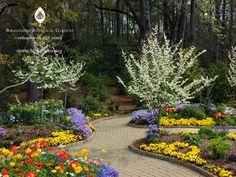 Easter at Birmingham Botanical Gardens