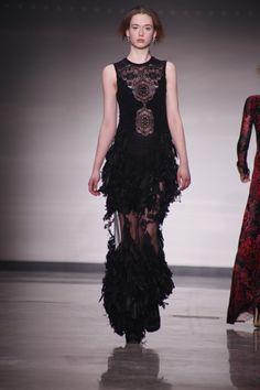 Nadya Toto - Montreal's Fashion Week Summer 2013