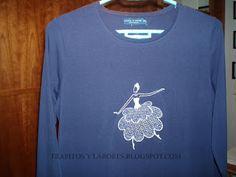 Camisetas bordadas   3º entrega