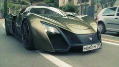 Marussia Motors Showroom - The Grand Opening (Monte Carlo, Monaco), via YouTube.