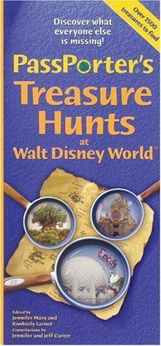 PassPorters Treasure Hunts at Walt Disney World @ niftywarehouse.com #NiftyWarehouse #Nerd #Geek #Entertainment #TV #Products