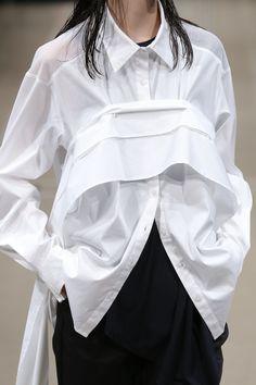 Tokyo Fashion, Signature Style, Irene, Rain Jacket, Windbreaker, Ruffle Blouse, Cotton, Jackets, Shirts