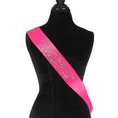 Panglica personalizata pentru castigatoarele concursului de Miss (Boboc, de…