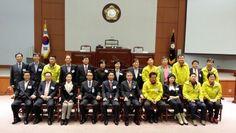 2013년 10월 29~10월 30일, 경기도 안양시와 강원도 강릉시의회 의원합동연수