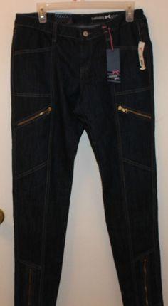 Womens Tommy Girl Skinny Jeans Size 11  NWT #TommyHilfiger #SlimSkinny