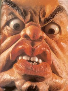 """10 more grotesque pictures of """"Spitting Image"""" puppets!"""