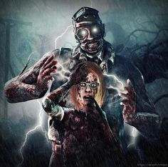 Image result for dead by daylight megs ass