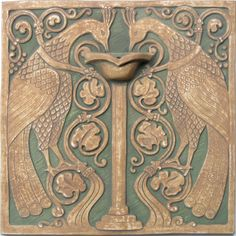Tile Restoration Center - American Arts and Crafts Tiles, Ernest Batchelder and Claycraft Designs, Tiles for Fireplaces, Fountains, Floors, ...