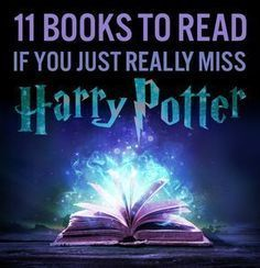 11 Books All Harry Potter Fans Must Read