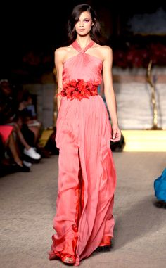 Matthew Williamson from 100 Best Fashion Week Looks from All the Spring 2015 Collections | E! Online