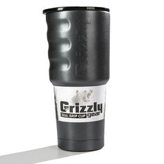Grizzly Coolers Grip Cup -- You can get more details by clicking on the image.
