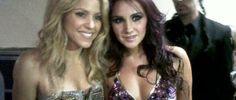 De Passagem Pelo Brasil Dulce María Fala de Sua Admiração por Shakira