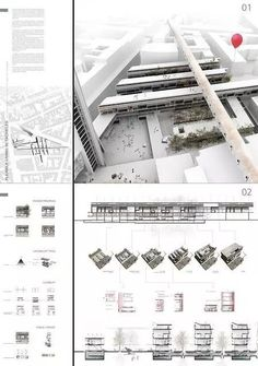 layout for the tu delft archi-prix selection [ioannis tsoukalas] Poster Architecture, Architecture Graphics, Architecture Board, Concept Architecture, Amazing Architecture, Architecture Design, Project Presentation, Presentation Layout, Presentation Boards
