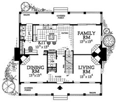 Colonial Country Level One of Plan 95219