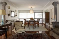 Open house | Anne Colesanti. Veja: http://casadevalentina.com.br/blog/detalhes/open-house--anne-colesanti-3208  #decor #decoracao #interior #design #casa #home #house #idea #ideia #detalhes #details #openhouse #style #estilo #casadevalentina #diningroom #saladejantar