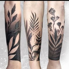 Search inspiration for a Blackwork tattoo. Tattoo Fairy, Botanisches Tattoo, Cover Tattoo, Fern Tattoo, Black Tattoo Cover Up, Tattoo Drawings, Tattoo Quotes, Forearm Tattoos, Body Art Tattoos