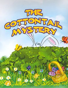 Cottontail Mystery Cottontail Mystery,Personalized Children's Books [546]