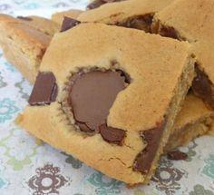 Peanut Buttter Brownies