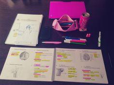 Une façon d'étudier l'anatomie. Cahier avec pages vierges.