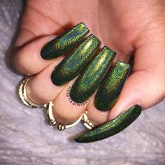 Awkward Turtle from @superchiclacquer via @rainbow_c_uk (btw I've received the new Christmas collection from Superchic Lacquer....as soon as I get my nails done in the week you'll be seeing them on my nails ) #NAILS #NOTD #NAILSTAGRAM #NAILSWAG #NAILPOLISH #NAILS2INSPIRE #NAILSOFINSTAGRAM #NAILSOFTHEDAY #HOLONAILS #RAINBOWCONNECTION #SUPERCHICLACQUER #GREENNAILS