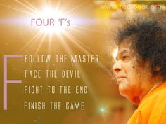 FOLLOW THE MASTER - By Dr. Srikanth Sola