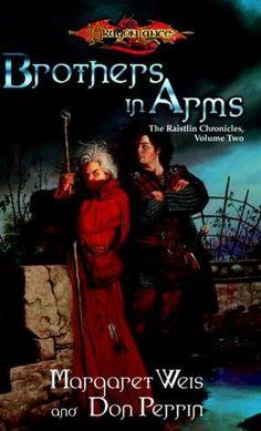 Brothers in Arms (Dragonlance: Raistlin Chronicles, #2)