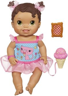 Discover toys & games from your favorite brands today! Baby Alive Doll Clothes, Baby Alive Dolls, Kids Store, Toy Store, Baby Life, Baby Doll Diaper Bag, Interactive Baby Dolls, Barbie Cake, African American Dolls