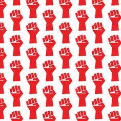 Protest and revolution vector background in public domain