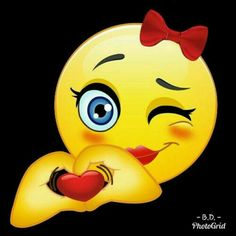 The most exciting emoji, beautiful and cute to send someone amazing Animated Smiley Faces, Emoticon Faces, Funny Emoji Faces, Animated Emoticons, Funny Emoticons, Smiley Emoji, Kiss Emoji, Love Smiley, Emoji Love