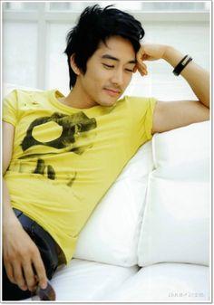 Song Seung Heon. Charming ^.^