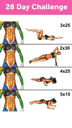 Fitness Workouts, Gym Workout Tips, Fitness Workout For Women, Workout Challenge, Easy Workouts, Workout Videos, Yoga Fitness, Como Praticar Yoga, Gym Workout For Beginners