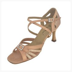 0aa21e0e707d0b Jig Foo Sandals Open-toe Latin Salsa Tango Ballroom Dance Shoes for Women  with Heel