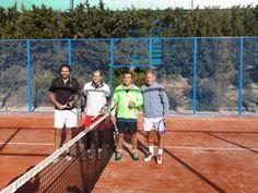 Sebastián Nerone, Chema Montes, Tati Rascón y Juan Avendaño ya practican #Bquet.  http://bquet.com/
