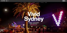 A vibrant interactive feature on Vivid Sydney – an annual Australian event of light, music and ideas – produced by the Guardian using Shorthand. Great use of Soundcloud embeds in this story! #vividsydney