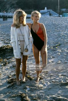 Farrah Fawcett and Cheryl Ladd                                                                                                                                                      More