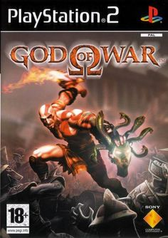 God of War Box Shot for PlayStation 2 Playstation 2, Xbox 360, V Games, News Games, Free Games, Games Ps2, Borderlands, Mortal Kombat Shaolin Monks, God Of War Game