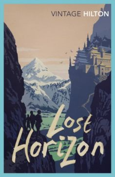Image result for Lost Horizon book