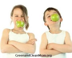 Visit GreenandCleanMom.org to learn about healthy snacks brought to you by The Lorax!