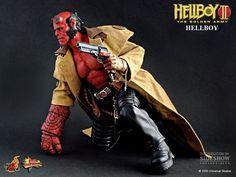 hell-boy-3 Hot Toys Hellboy 12 inch Figure