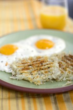 For crispiest hash browns, use a panini press   : Lifestyles