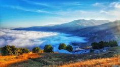 Hello from Dahr El Baydar #LEBANON #لبنان Photo by Imad T