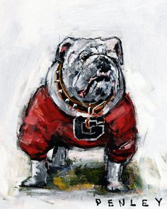UGA!!!!!  Go Dawgs!  Sic em.........you know the rest if you went to G-E-O-R-G-I-A!