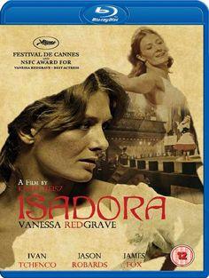 Isadora - Blu-Ray (Odeon Entertainment Region B) Release Date: May 18, 2015 (Amazon U.K.)
