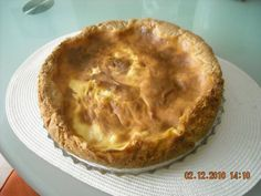 Dit is een recept van Hilda Huiskamp uit Neede. Zij won in 2006 een reis naar america met dit recept voor een appeltaartwedstrijd, uitgeschreven door omroep...