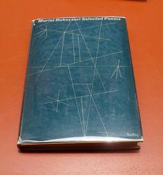Designer: Alvin Lustig  Title: Selected Poems  Author: Muriel Rukeyser  Publisher: New Directions